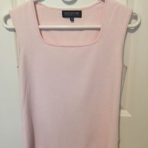 Jones New York pink tank
